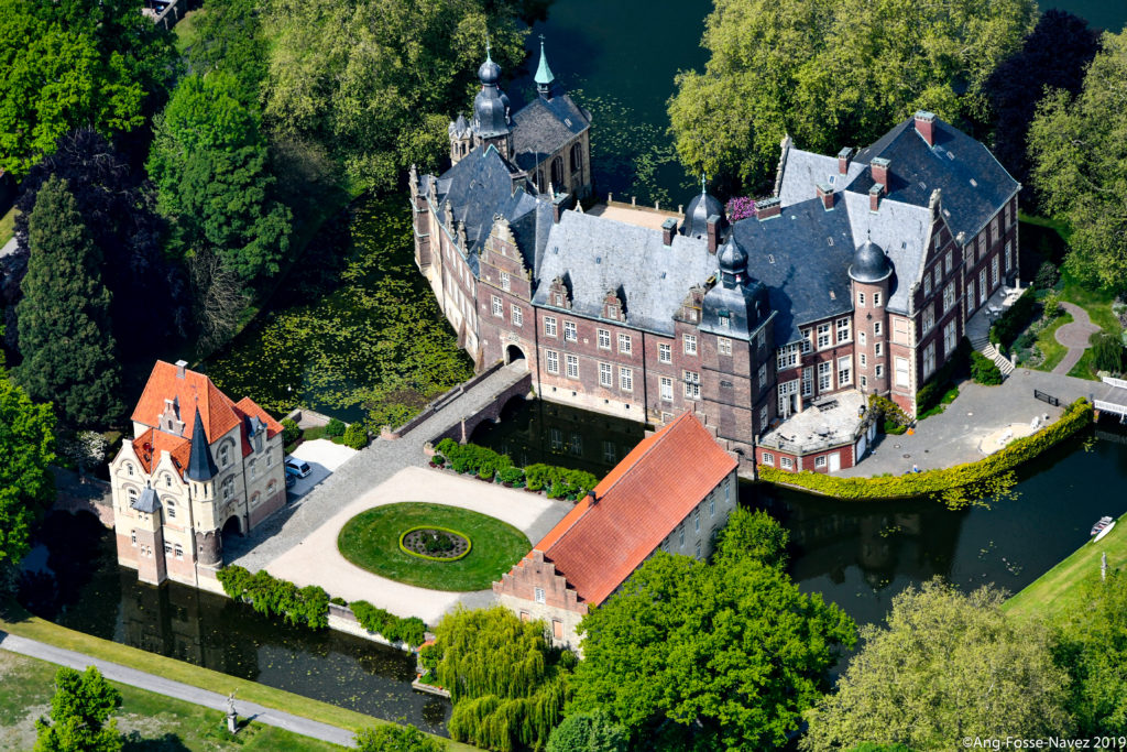 Castle Spotting in Northwest Germany: Schloss Darfeld
